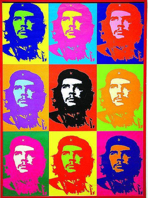 Che Guevara, i mille volti di uno scatto
