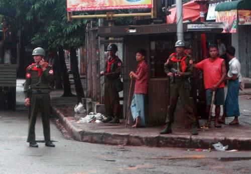 Birmania, si prepara<br /> lo sciopero generale