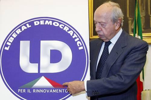 Dini va avanti e presenta il simbolo dei Liberaldemocratici