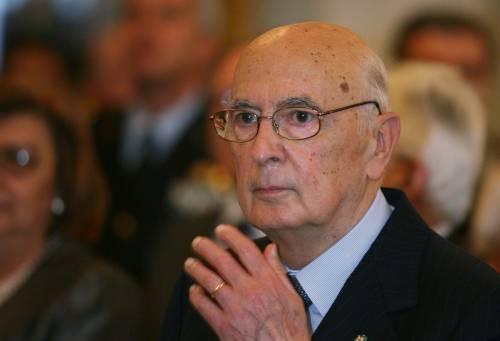 Bertinotti con Napolitano: basta<br /> con l'abuso del voto di fiducia