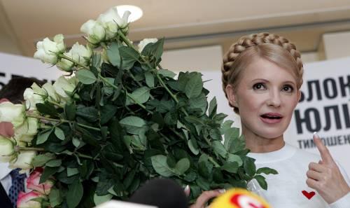 Ucraina, caos elezioni<br /> Arancioni in testa,<br /> Yanukovich non ci sta