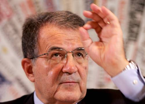 """Prodi: """"Riforme difficili, non c'è intesa"""""""