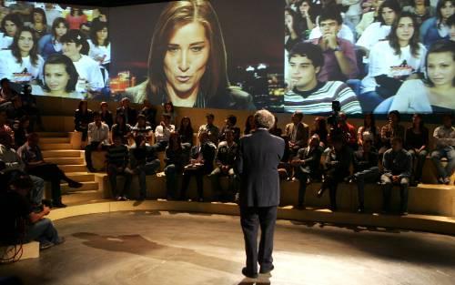 "La Forleo in tv difende De Magistris: ""Ha scoperchiato le pentole"""