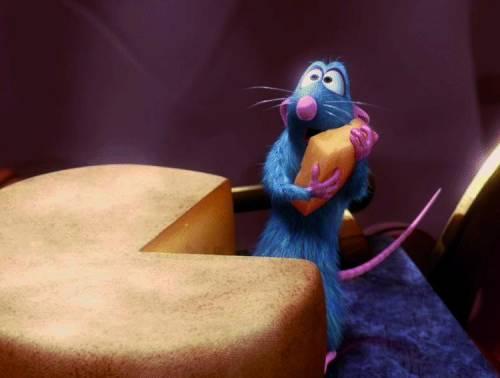 Il topolino Remy fa diventare realtà i sogni dei bambini