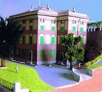 Voltri, in un modellino risorge  Villa Gropallo distrutta nel '70