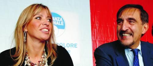 An, la Mussolini torna a casa: «Il gelo è finito»
