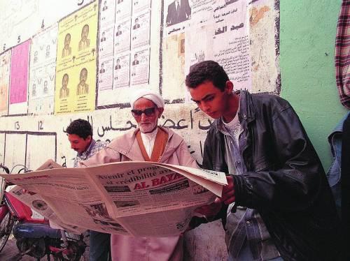 Il grande sogno del popolo marocchino si chiama Italia