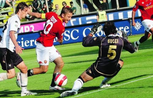 La Roma si rifà il trucco e il Parma sta a guardare