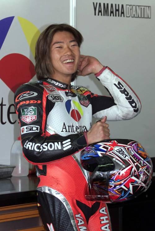 Morto il campione di motociclismo Abe