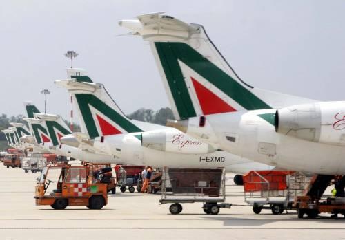 Vendita Alitalia, 6 in corsa