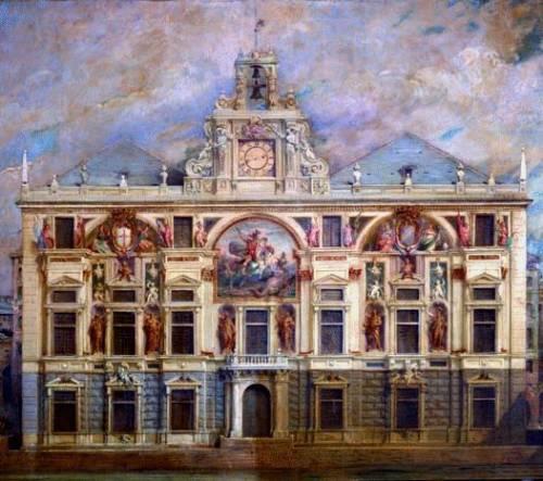 Disegni e manoscritti a Palazzo S. Giorgio
