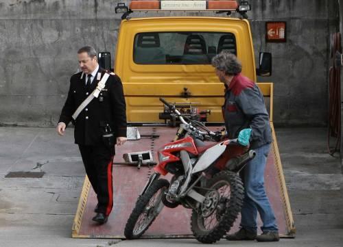 Bimbo ucciso a Bormio. Trovata una moto sospetta