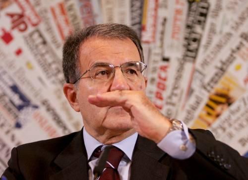 """Prodi stizzito: """"Ci lascino governare"""""""
