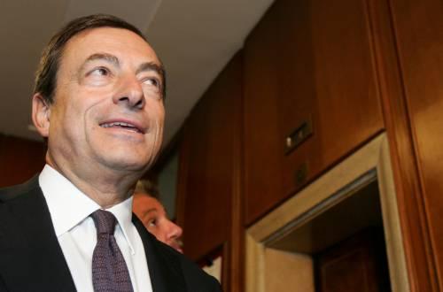 Draghi stronca la Finanziaria:<br /> &quot;Crescono solo tasse e spesa&quot;