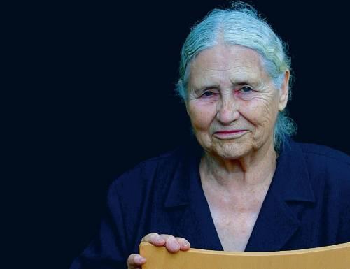 Il Nobel per la letteratura<br /> assegnato a Doris Lessing