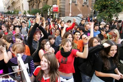 Scuola, domani studenti<br /> in piazza contro Fioroni