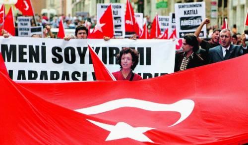 Turchia ai ferri corti con gli Usa Richiamato l'ambasciatore