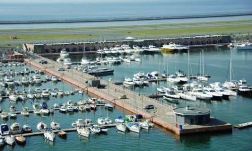 La nuova Marina dell'aeroporto  decolla al Nautico