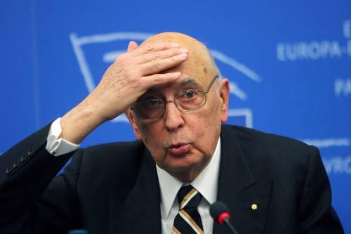 Botta e risposta Napolitano-Storace