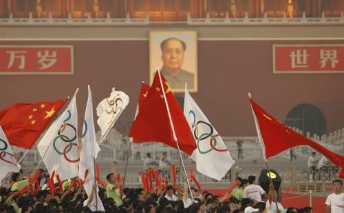 Alle Olimpiadi cinesi squalificato il Crocifisso