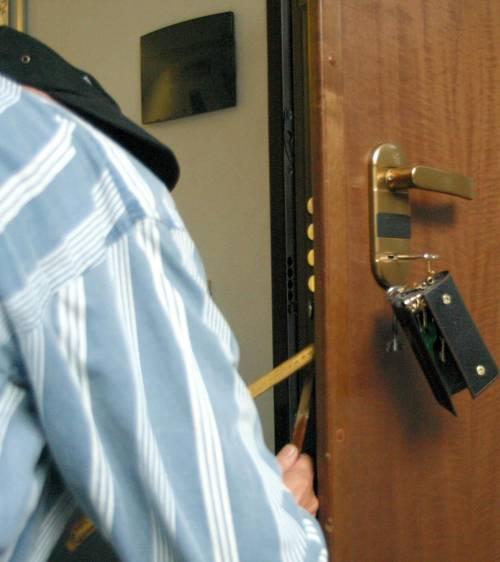 Finito l'incubo della banda delle porte blindate