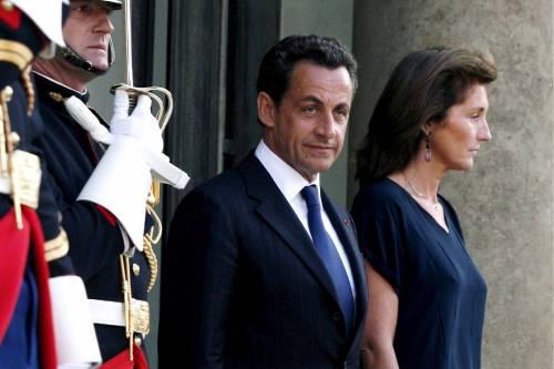 Eliseo, Sarkozy-Cecilia<br /> è ufficiale il divorzio