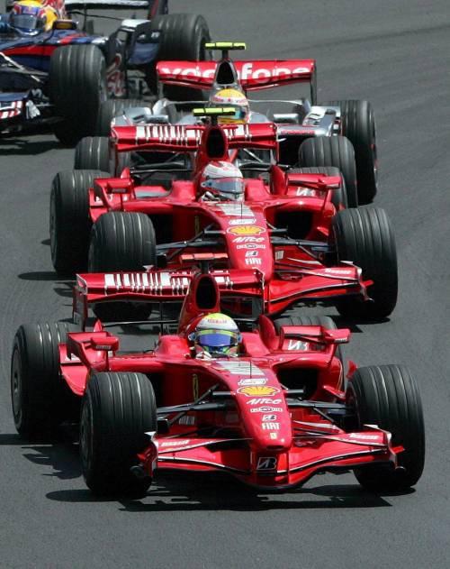 """Ferrari, la cronaca della """"gara perfetta"""""""