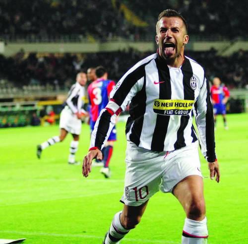 È il momento Del Piero<br /> Juve sempre anti-Inter