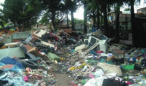 Roma, la capitale  delle discariche e dell'immondizia