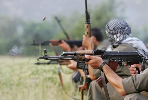 Curdi e turchi scatenati,<br /> la guerra è cominciata
