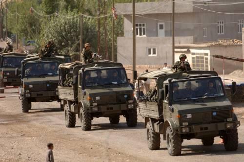 Kurdistan, il Pkk offre<br /> un &quot;cessate il fuoco&quot;