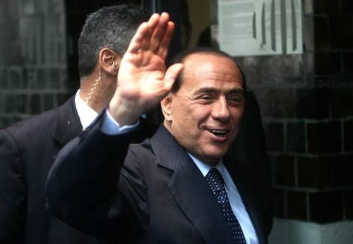 Berlusconi tenta la spallata<br /> &quot;Il 17 in piazza peril voto&quot;