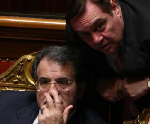 L'inchiesta su Prodi e Mastella <br /> finisce al tribunale dei ministri