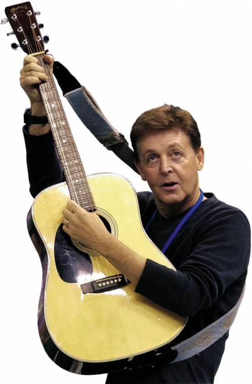 McCartney: &quot;Macché gruppo da museo. Non ho paura dei Beatles&quot;<br />