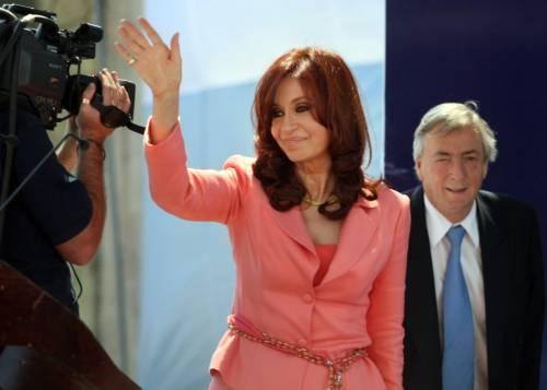 L'Evita che somiglia a Hillary ha già in pugno l'Argentina