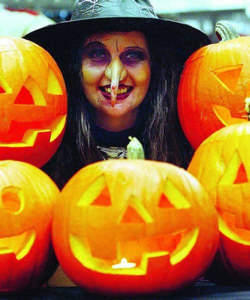 Arriva Halloween mostri e streghe pronti a far paura