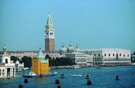 Lui 12 anni, lei 13<br /> Fuga d'amore a Venezia