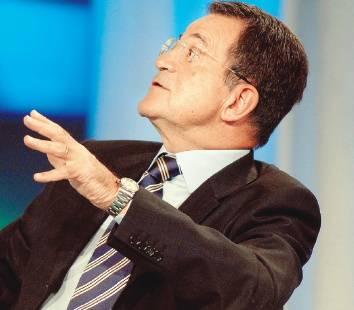 """Prodi: """"Dimissioni? Mai. Chi tradisce esca allo scoperto"""""""