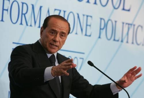 Berlusconi: mai pensato alla spallata<br /> Prodi in balia della sinistra antitutto