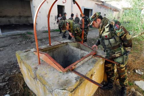 Giallo a Nuoro: uomo e donna uccisi e gettati in un pozzo