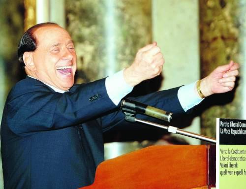 """Berlusconi: """"Pronti a rimediare ai guasti combinati da Prodi"""""""