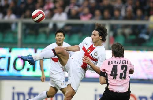 No gol, no party. L'Inter a Palermo resta all'asciutto