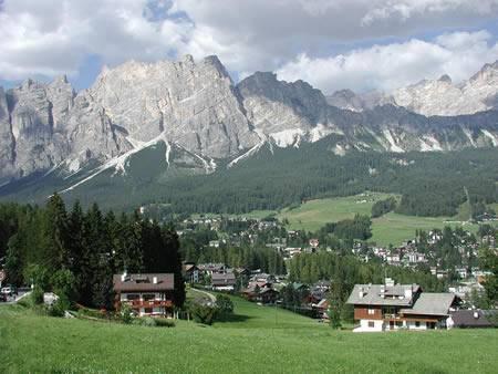 Cortina: sì alla secessione <br /> in Trentino-Alto Adige