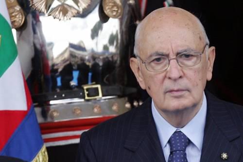 """Napolitano: """"Senza immigrati l'Italia si bloccherebbe"""""""