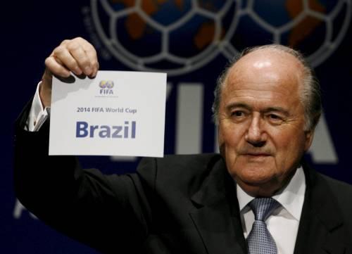 Calcio, Mondiali 2014 in Brasile