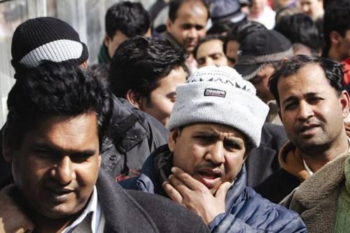 Ora l'Italia è nelle mani degli immigrati