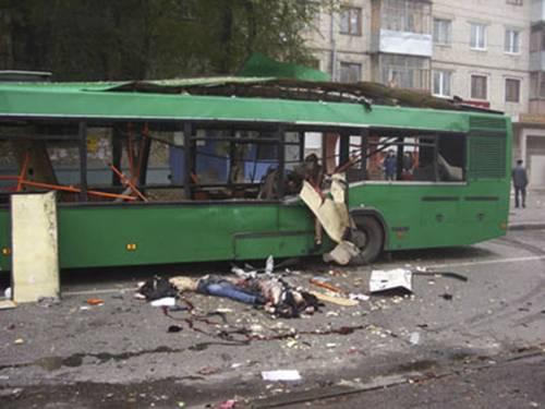 Bomba su un bus a Togliatti: 8 morti e 56 feriti