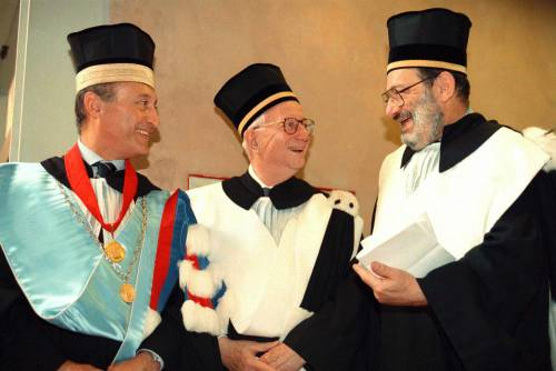 Quattro lauree honoris causa per Biagi