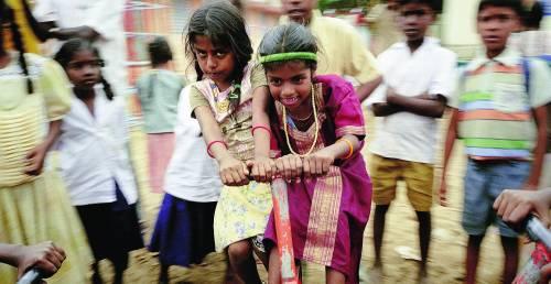 In India fra poveri e lebbrosi «Sono loro i veri profeti»
