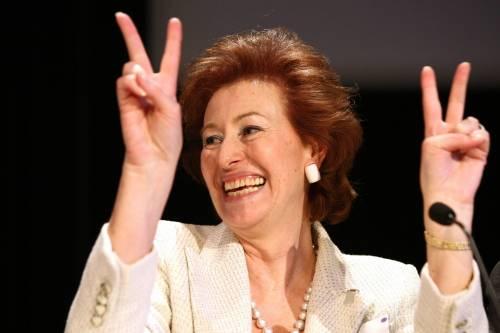 """La Moratti replica a Celentano: """"Con l'Expo nessuna colata di cemento"""""""